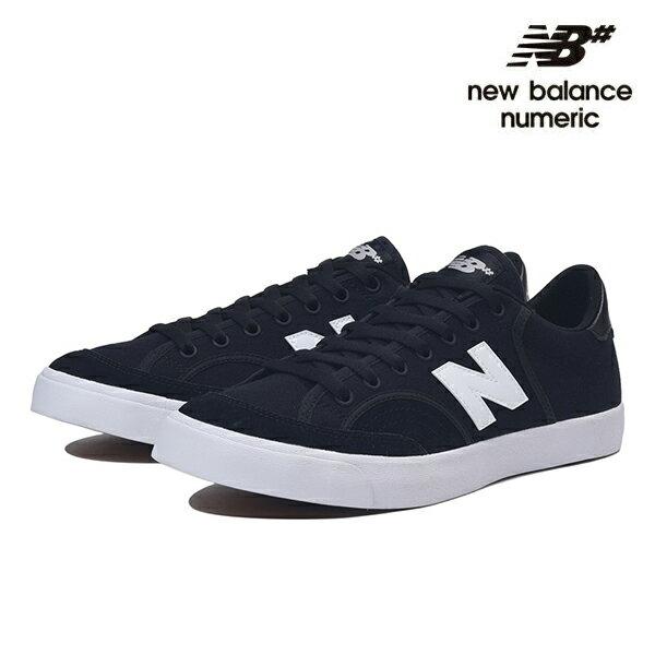 【NEW BALANCE NUMERIC】PRO COURT 212 NM212OGBカラー:black with white 【ニューバランスヌメリック】【スケートボード】【シューズ】