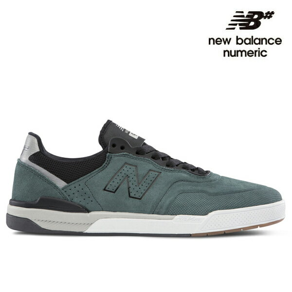 【NEW BALANCE NUMERIC】BRANDON WESTGATE NM913 NM913LVカラー:teal with black 【ニューバランスヌメリック】【スケートボード】【シューズ】
