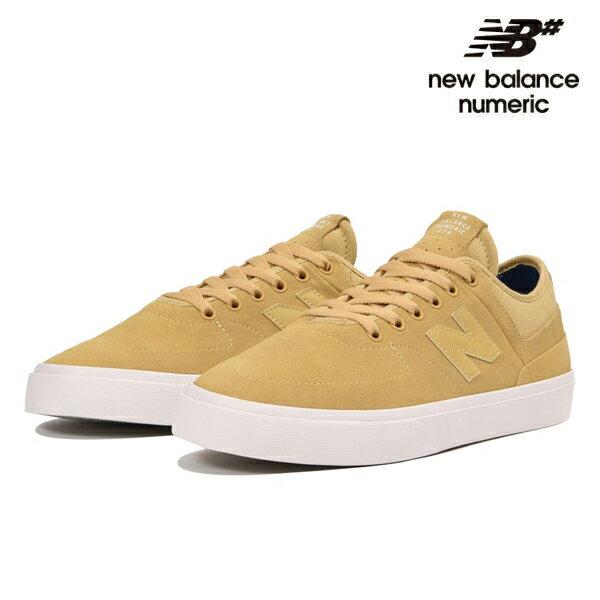 【NEW BALANCE NUMERIC】NM 379 NM379SSG カラー:yellow 【ニューバランスヌメリック】【スケートボード】【シューズ】