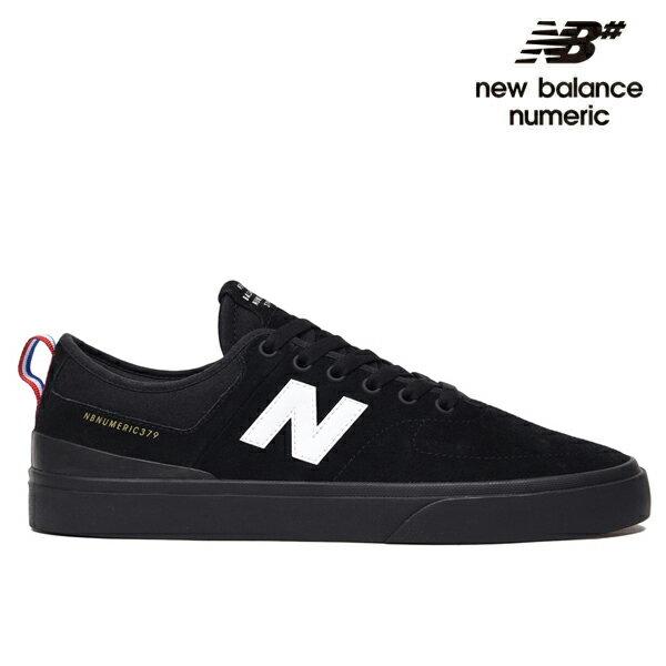 【NEW BALANCE NUMERIC】NM 379 NM379GNYカラー:black 【ニューバランスヌメリック】【スケートボード】【シューズ】
