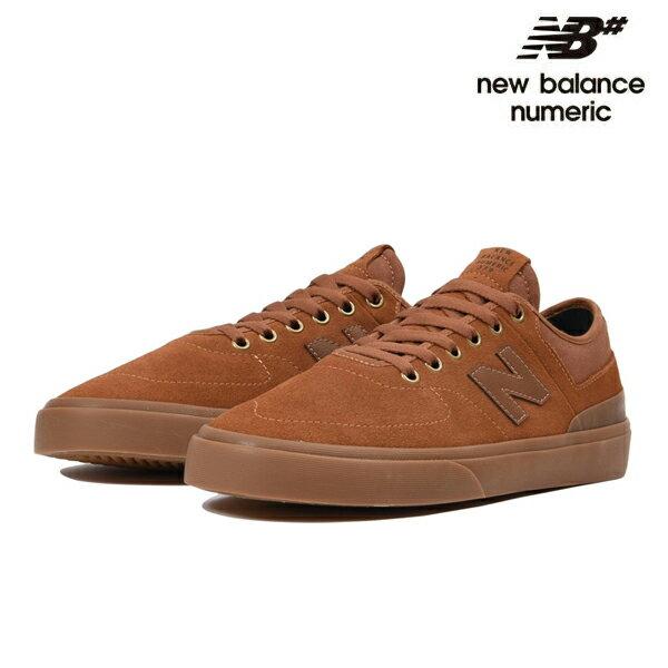 【NEW BALANCE NUMERIC】NM 379 NM379BWTカラー:brown 【ニューバランスヌメリック】【スケートボード】【シューズ】