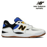 【NEW BALANCE NUMERIC】NM1010カラー:white ニューバランス ヌメリック スケートボード スケボーシューズ 靴 スニーカー SKATEBOARD SHOES
