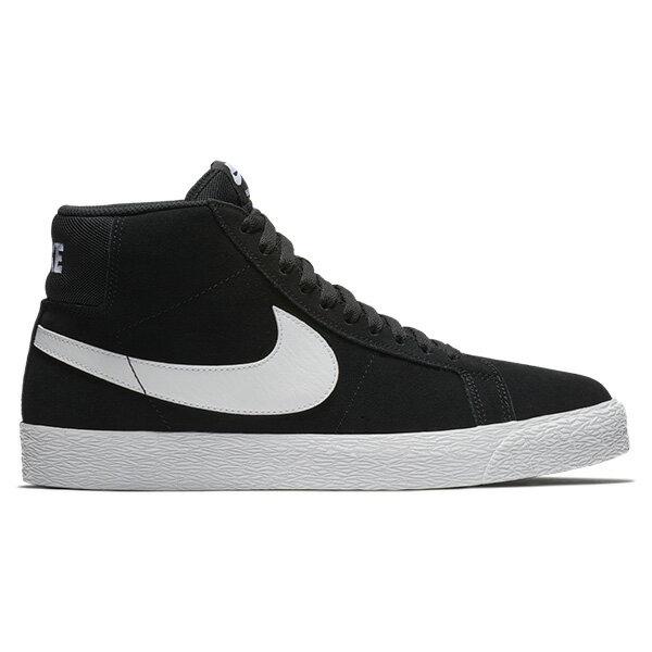 メンズ靴, スニーカー NIKE SBZOOM BLAZER MIDblackwhite-white864349-00 2
