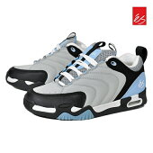 【es】TRIBO カラー:grey/blue エス スケートボード スケボー シューズ 靴 スニーカー SKATEBOARD SHOES【26cm/28cm】
