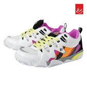 【es】SYMBOL カラー:white/purple エス スケートボード スケボー シューズ 靴 スニーカー SKATEBOARD SHOES【ラスト一足 26cm】