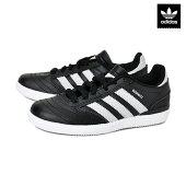 【adidas】BUSENITZ J カラー:black/white アディダス キッズ 子供 スケートボード スケボー シューズ 靴 スニーカー SKATEBOARD SHOES【ラスト一足 19cm】