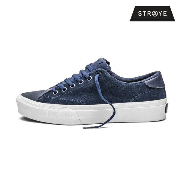 【STRAYE】STANLEY <Antwuan Dixon Color-way>カラー:dixon navy【ストレイ】【スケートボード】【シューズ】