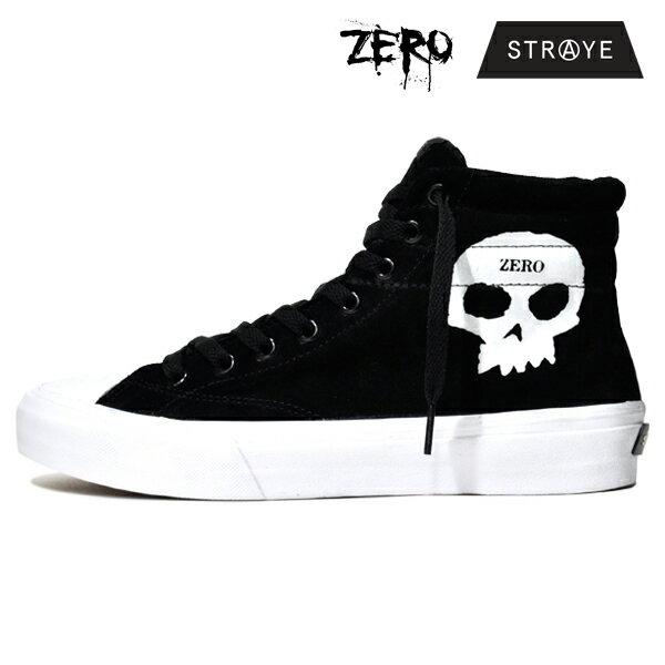 【STRAYE×ZERO】VENICEカラー:zero 【ストレイ】【スケートボード】【シューズ】