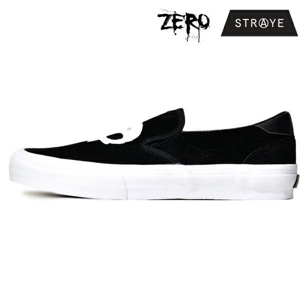 【STRAYE×ZERO】VENTURA カラー:zero 【ストレイ】【スケートボード】【シューズ】