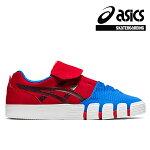 【asics skatebording】GEL-FLEXKEE PRO カラー:classic red/electric blue アシックス スケートボーディング スケートボード スケボー シューズ 靴 スニーカー SKATEBOARD SHOES