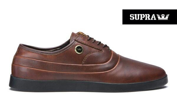 【SUPRA】GRECO <Jim Greco Signature Model>カラー:mahogany-black 05897-692 【スープラ】【スケートボード】【シューズ】