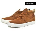 【SUPRA】KENSINGTON カラー:lk-brown-bone 【スープラ】【スケートボード】【シューズ】【ラスト一足 26.5cm】