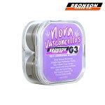 【BRONSON SPEED CO.】NORA VASCONCELLO ProG3 bearingブロンソン ベアリングスケートボード スケボーSKATEBOARD BEARING