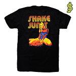 【SHAKE JUNT】SHAKE BOOGIE カラー:black 【シェイクジャント】【スケートボード】【Tシャツ】