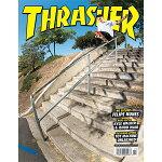 【THRASHER】2019.11月号 スラッシャー マガジン 書籍 雑誌 スケートボード スケボー SKATEBOARD