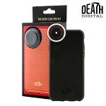 【DEATH DIGITAL】DEATH LENS PRO KITPro Lens + Standard Case for iPhone 7【デスデジタル】【スケートボード】【アイフォンケース】【レンズ/撮影/アクセサリー】