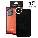 【DEATH DIGITAL】DEATH LENS PRO KIT Pro Lens + Standard Case for iPhone 7 PLUS【デスデジタル】【スケートボード】【アイフォンケース】【レンズ/撮影/アクセサリー】