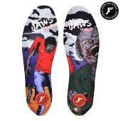 【FOOTPRINT INSOLE】JAWS ZOMBIE ELITE INSOLES【フットプリント】【アーロン・ホモキ】【スケートボード】【シューズ アクセサリー】【インソール】