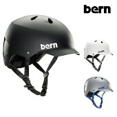 【BERN】WATTS バーン ヘルメット HELMET プロテクター スケートボード スケボー SKATEBOARD