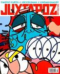 【JUXTAPOZ】2017.4月号-195【ジャクスタポーズ】【スケートボード】【書籍/雑誌/マガジン】
