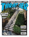 【THRASHER MAGAZINE】2015.6月号【スラッシャーマガジン】【スケートボード】【書籍/雑誌/マガジン】