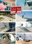 【MAHFIA】QUIT YOUR DAY JOB 【ガールズ】【スケートボード】【映像/DVD】