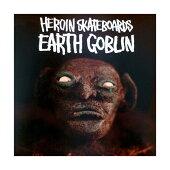 【HEROIN】EARTH GOBLIN スケートボード スケボー SKATEBOARD 映像 DVD