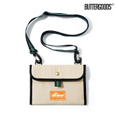 【BUTTER GOODS】SCHMIDT SIDE BAG カラー:khaki バターグッズ ショルダー バッグ スケートボード スケボー SKATEBOARD