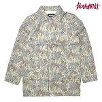 【Altamont】CALIPER JACKET カラー:camo 【オルタモント】【スケートボード】【ジャケット】