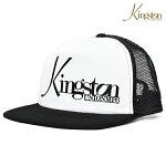 【KINGSTON UNION MFG】STANDARD TRUCKER カラー:black 【キングストン】【スケートボード】【帽子/キャップ】