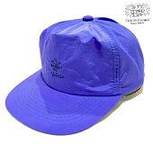 【SNAKE'S PORNO WHEEL】QUESTIONS CAP カラー:blue 【スネイクスポルノウィール】【スケートボード】【キャップ】