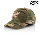 【OFFICIAL】LO O カラー:camo 【オフィシャル】【スケートボード】【帽子/キャップ】