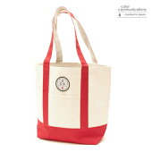 【COLOR COMMUNICATIONS】CCC PATCH TOTE カラー:red 【カラーコミュニケイションズ】【スケートボード】【バッグ/トート】