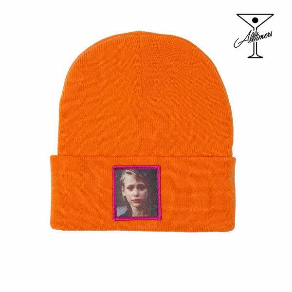 【ALL TIMERS】HEARTBREAKER BEANIE カラー:orange 【オールタイマーズ】【スケートボード】【ビーニー/ニット帽】