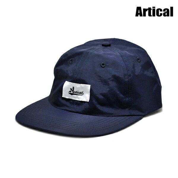 【ARTICAL】CAP カラー:navy 【アーティカル】【スケートボード】【帽子/キャップ】
