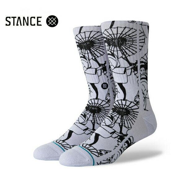 【STANCE】KIMONO カラー:violet 【スタンス】【スケートボード】【靴下/ソックス】