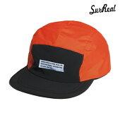 【SURREAL】DEAN POLARTEC & COOLMAX JET CAP カラー:orange シュルリアル 帽子 キャップ スケートボード スケボー SKATEBOARD