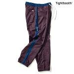【TBPR/TIGHTBOOTH】SIDE LINE TRACK PANTS カラー:purple 【タイトブースプロダクション】【スケートボード】【パンツ/ジャージ】