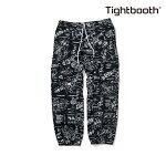 【TBPR/TIGHTBOOTH】ANALYZE PANTS カラー:black 【タイトブースプロダクション】【スケートボード】【パンツ/ズボン】