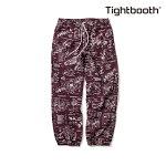 【TBPR/TIGHTBOOTH】ANALYZE PANTS カラー:wine 【タイトブースプロダクション】【スケートボード】【パンツ/ズボン】