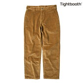 【TBPR/TIGHTBOOTH PRODUCTION】CODE PANTS カラー:beige 【タイトブースプロダクション】【スケートボード】【パンツ】