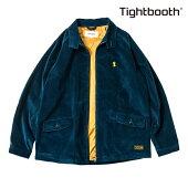 【TBPR/TIGHTBOOTH PRODUCTION】CODE SWING TOP カラー:teal 【タイトブースプロダクション】【スケートボード】【ジャケット】