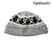 【TBPR/TIGHTBOOTH PRODUCTION】 VX KNIT CAP カラー:grey 【タイトブースプロダクション】【スケートボード】【ビーニー/ニット帽】