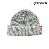 【TBPR/TIGHTBOOTH PRODUCTION】 SHORT KNIT CAP カラー:grey 【タイトブースプロダクション】【スケートボード】【ビーニー/ニット帽】