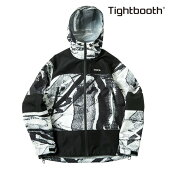 【TBPR/TIGHTBOOTH PRODUCTION】NOISE MOUNTAIN PARKA カラー:white 【タイトブースプロダクション】【スケートボード】【ジャケット】