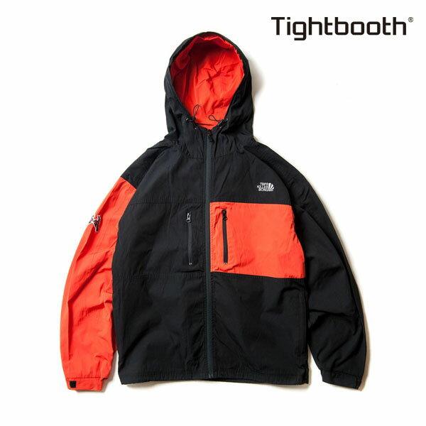 【TBPR/TIGHTBOOTH PRODUCTION】CYBORG JKT カラー:orange 【タイトブースプロダクション】【スケートボード】【ジャケット】