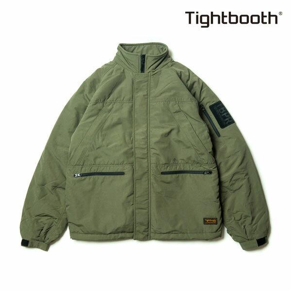 【TBPR/TIGHTBOOTH PRODUCTION】T-65 カラー:olive 【タイトブースプロダクション】【スケートボード】【ジャケット】