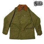 【BLUCO WORK GARMET】HORSE RIDE COAT カラー:olive OL-046-016 【ブルコ】【スケートボード】【ジャケット】