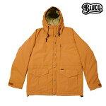 【BLUCO WORK GARMET】MOUNTAIN PARKA カラー:orange OL-045-016 【ブルコ】【スケートボード】【ジャケット】