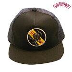 【UNCROWD】ORIGINAL MESH CAP -UCCT- カラー:grey UC-210-017 【アンクラウド】【スケートボード】【キャップ/帽子】